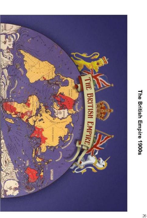 Map the british empire 1900s the destiny foundation image description gumiabroncs Choice Image